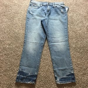Universal Thread High Rise Slim Straight Jeans